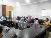 Kunjungan Kerja Badan Musyawarah DPRD Sleman Rahayu Widi Chahyani, SH., MM