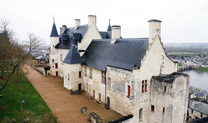 Chateau Chinon, Loire Valley