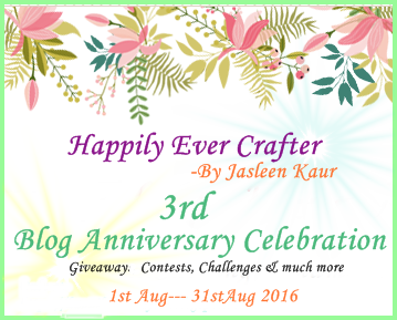 3rd Blog Anniversary !!