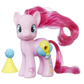 MLP Magical Scenes Pinkie Pie Brushable Figure