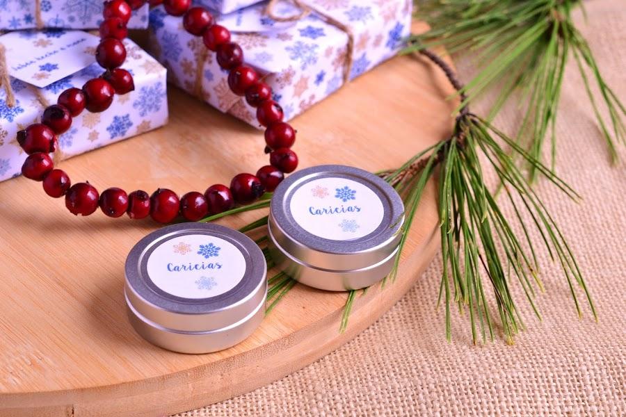 Regalos naturales para navidad balsamos de karite