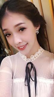 Gái xinh facebook hot girl Huỳnh vy