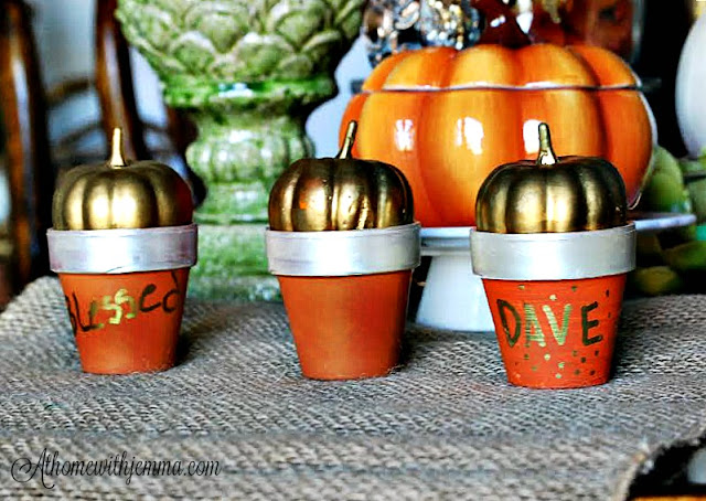 gold-pots-clay-decorated-paint-paint-pen-pumpkins-diy-craft-simple-athomewithjemma