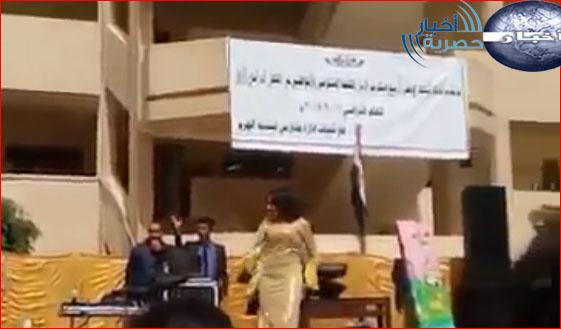 صور لراقصة مدرسة ليسية الهرم