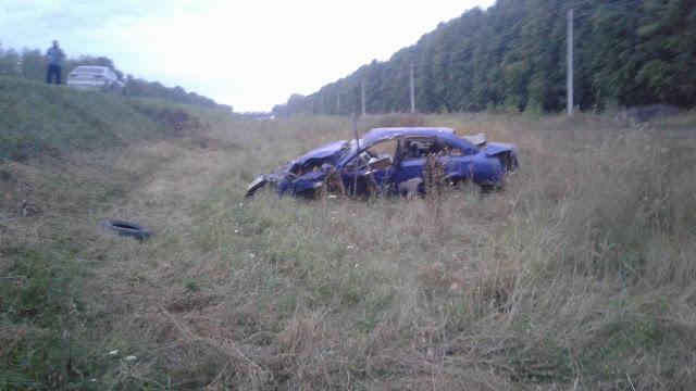 авария с летальным исходом произошла в Кушнаренковском районе.