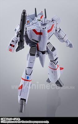 Figura VF-1J Valkyrie Hikaru Ichijo HI-METAL R Macross