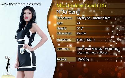 M Ja Seng