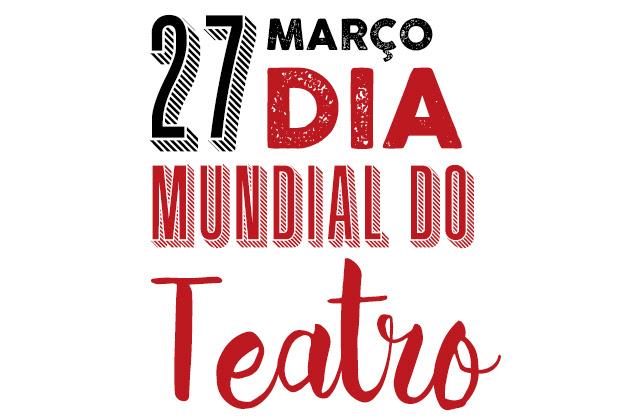 Feliz Dia Mundial do Teatro... na Páscoa!