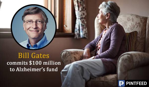 PintFeed | Bill Gates and Alzheimer Disease