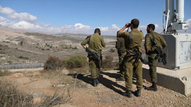 Israel lanza masivas maniobras en Golán en plena tensión con Siria