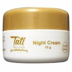 Tati Skincare Night Cream, Tati Skincare Treatment Cream Dan Moleek Anti Pigment Cream Dikesan Mengandungi Racun Berjadual Iaitu Merkuri, Hydroquinone Dan Tretinoin