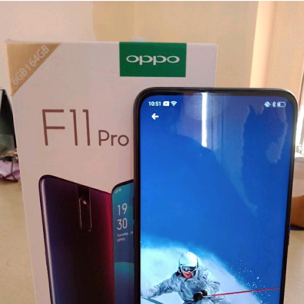 OPPO F11 Pro, Smartphone Canggih Yang Cocok Untuk Traveling!