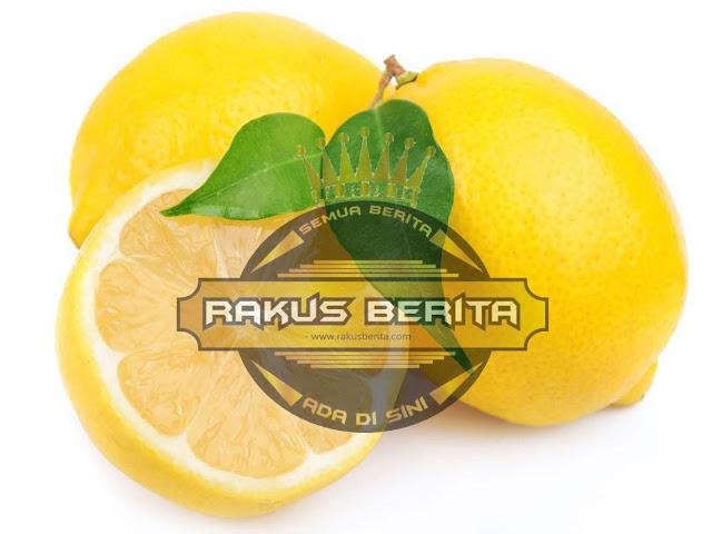 Manfaat Buah Lemon Untuk Menurunkan Resiko Penyakit