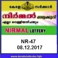 NIRMAL (NR-47) ON DECEMBER 08, 2017