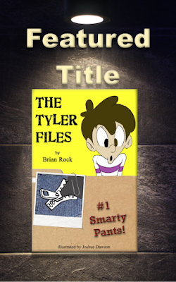 The Tyler Files, Smarty Pants, Brian Rock, Featured Title, On My Kindle Book Reviews