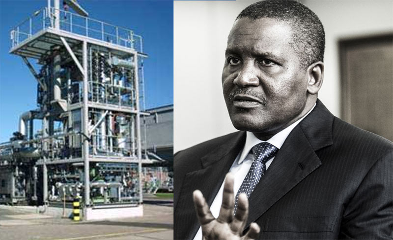 Dangote acquires gas company in Europe