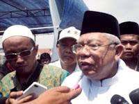 Ketua MUI KH. Ma'ruf Amin Tegaskan Pidato Ahok Penghinaan Agama Islam