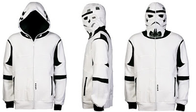 Sudadera, buzo o chompa muy ingeniosa estilo trooper de star wars