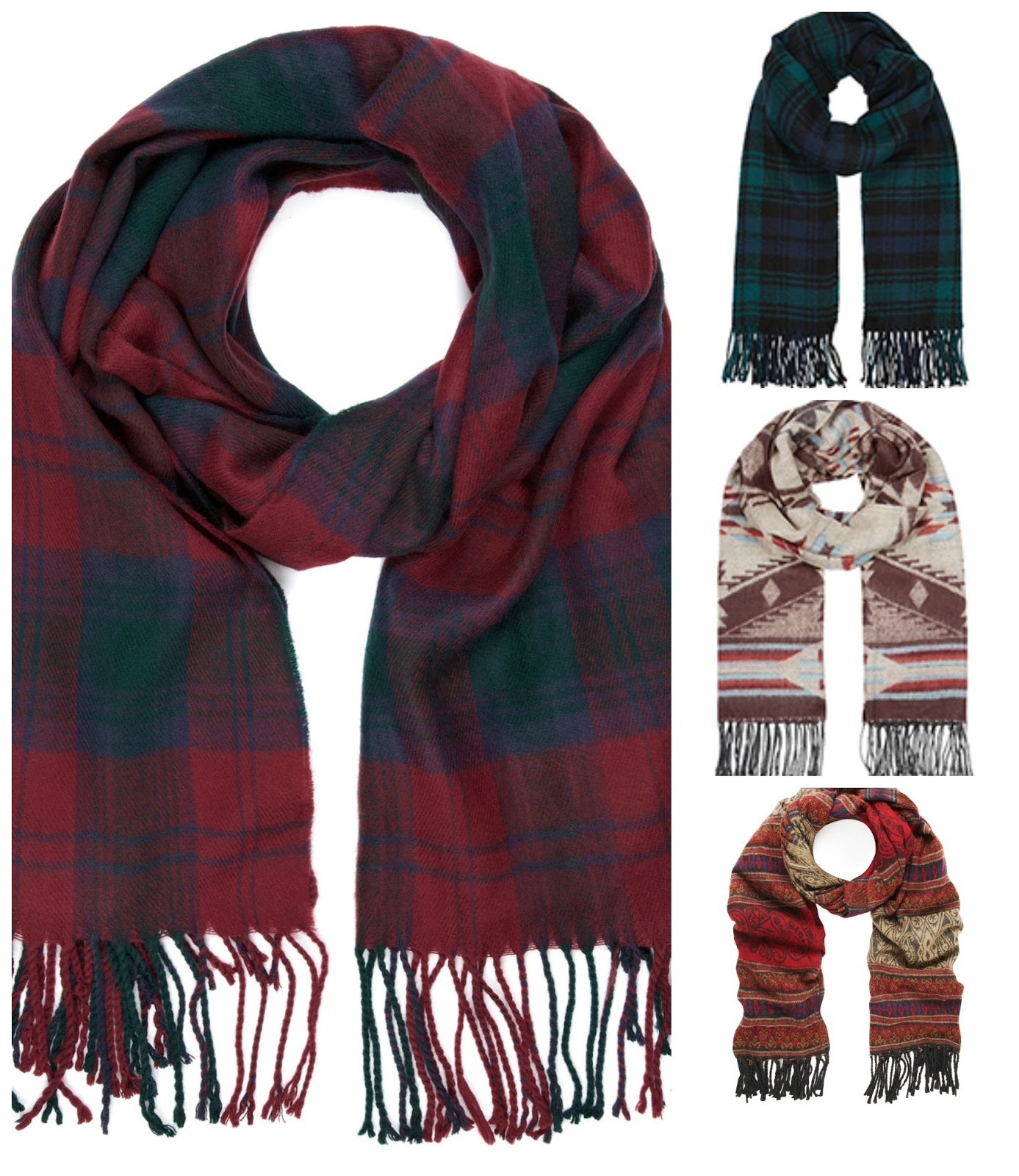 AW14 Blanket Scarf