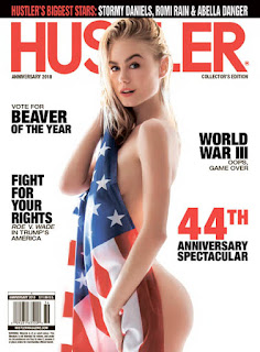 Hustler USA – Aniversario 2018 PDF Digital