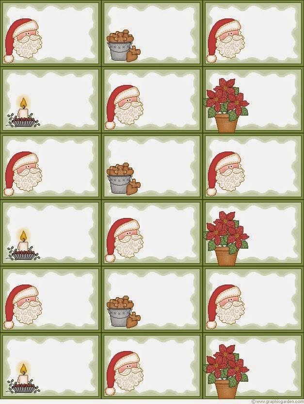Im genes navide as y mas tarjetas navide as para imprimir - Dibujos tarjetas navidenas ...