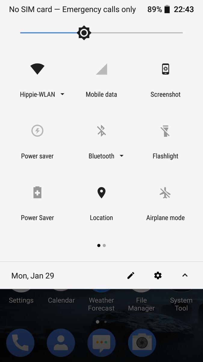 Screenshots: Android 8.0 Oreo on the Nokia 6