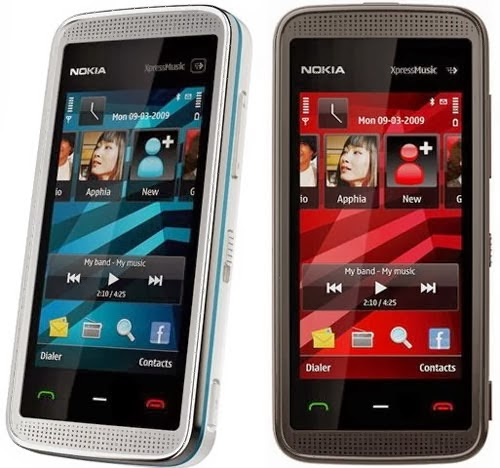how to update my nokia 5230