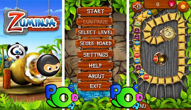 لعبة الذكاء الجديدة XIMAD Zuminja v1.2