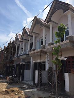 Cần tìm chủ nhân cho khu nhà liền kề mới xây đẹp