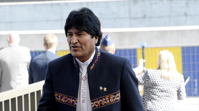 """Presidente boliviano acusa al Ejército de Chile de estar """"sometido"""" a las Fuerzas Armadas de EEUU"""
