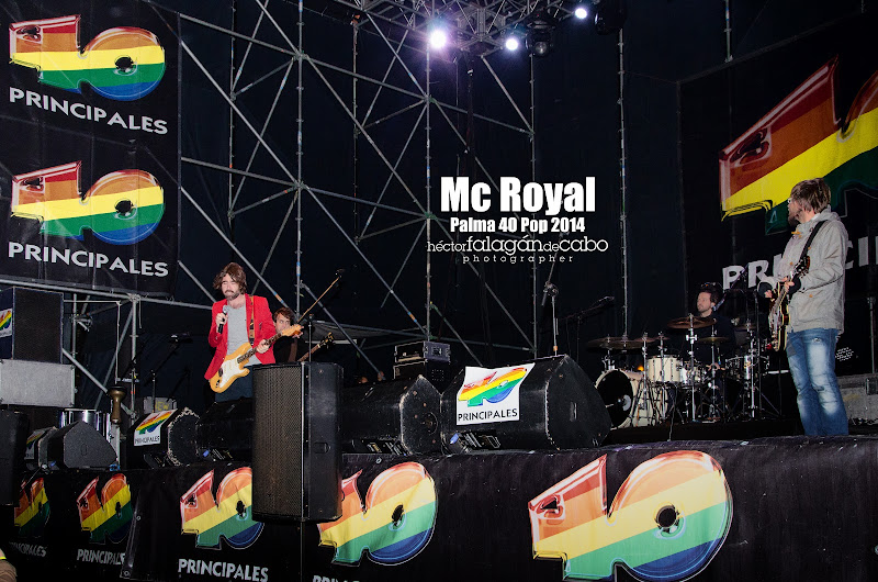 Mc Royal en el Palma 40 Pop 2014. Héctor Falagán De Cabo | hfilms & photography.