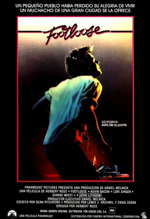 Poster Footloose 1984