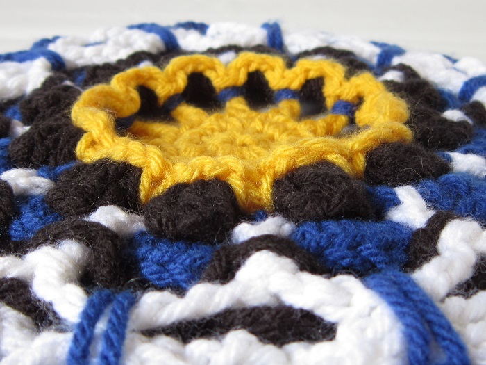 crochet, mandala, Mandalas for Wink