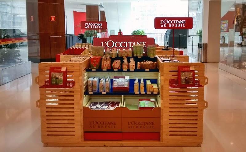 L'Occitane au Brésil integra o mix de lojas do Shopping San Pelegrino