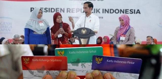 Coba Cek, Benarkah Tiga Kartu Sakti Jokowi 2014 Berpihak Ke Rakyat