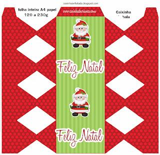Amoroso Kit de Navidad para Imprimir Gratis.