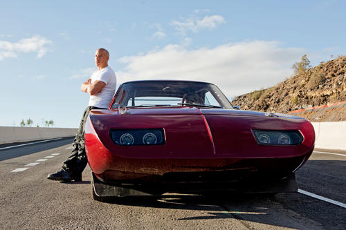 Vin Diesel Fast And Furious 6 Car Car Modle