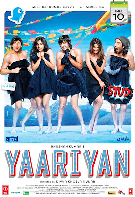 Yaariyan 2014 Watch full hindi movie online (Blue Ray)