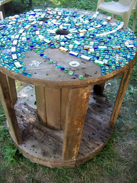 Mosaic Garden Art Projects