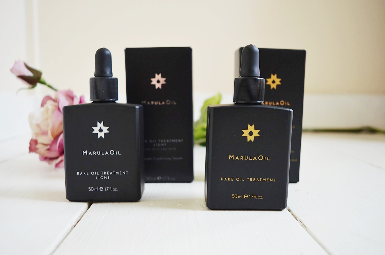 Marula oil hair review, beauty bloggers, UK beauty blog