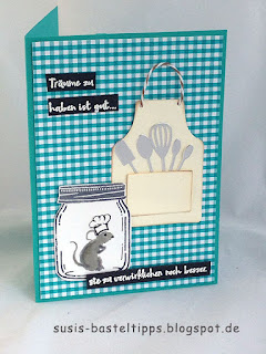 sweet Storybook märchenwald thinlit stampin up demonstratorin in coburg remy ratatouille