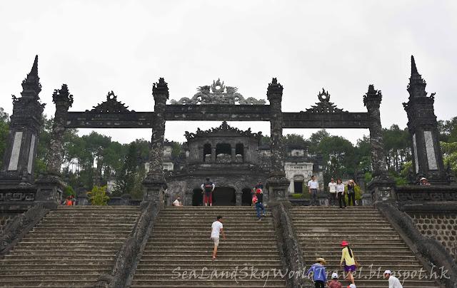 啟定皇陵 Khai Dinh Tomb