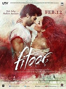 full cast and crew of bollywood movie Fitoor! 2016 wiki, budget, box office, story, poster, trailer ft Aditya Roy Kapur, Katrina Kaif and Tabu