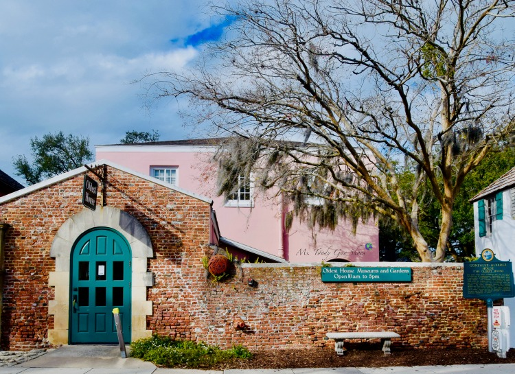 The Oldest House - One of 8 Things To Do in St. Augustine, Florida   Ms. Toody Goo Shoes