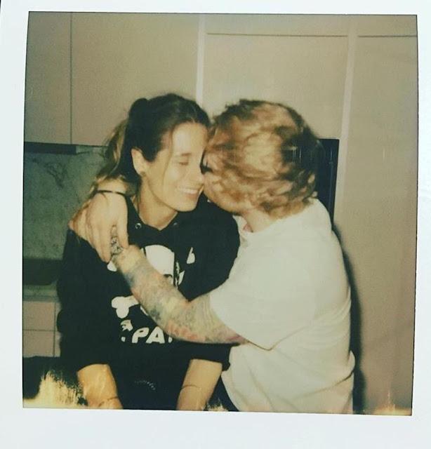 ¡Ed Sheeran se comprometió!