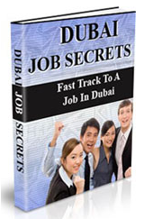 Dubai job secrets E book