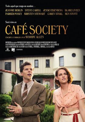 Cafe Society [2016] [DVD] [R1] [NTSC] [Latino]