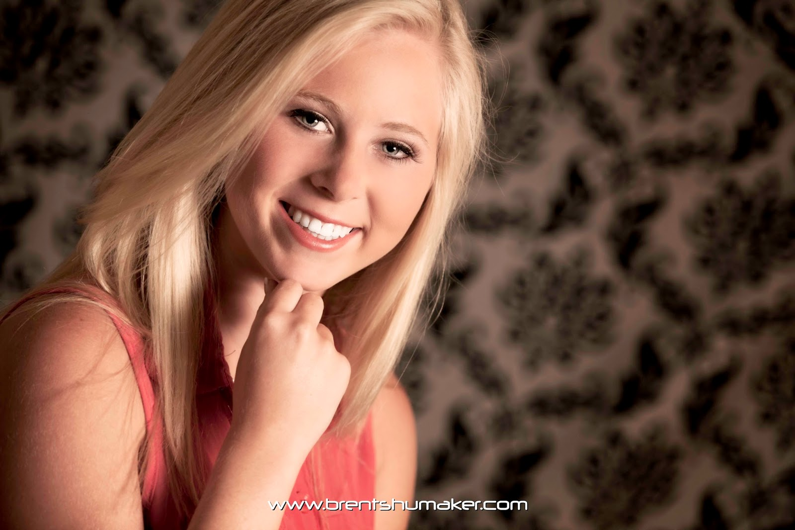 Natural Senior Portrait Makeup _ Makeup by Keri Ann
