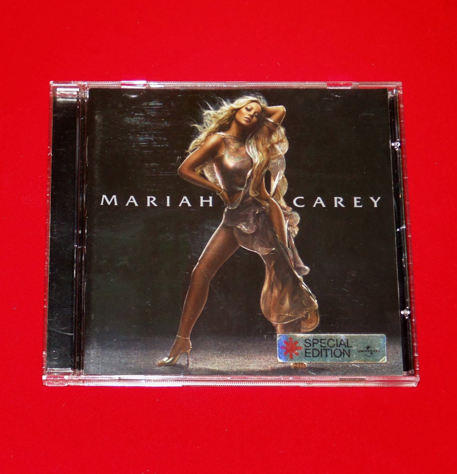 TONCollection: CD Mariah Carey - The Emancipation of Mimi ...