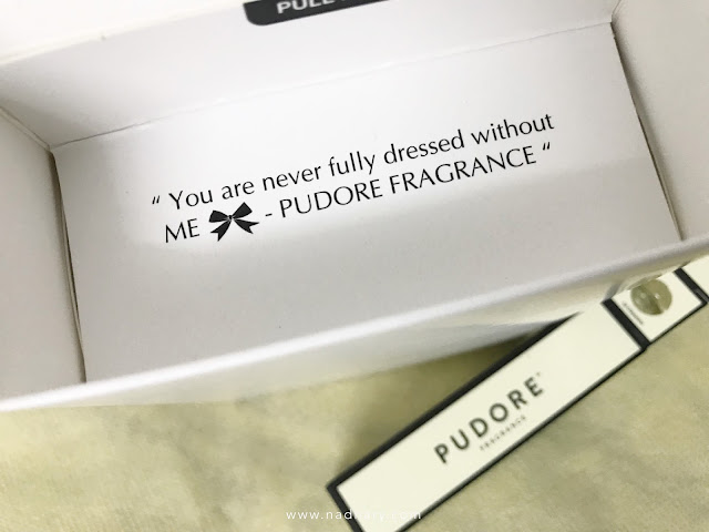 Pudore Fragrance